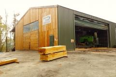 Balcombe Sawmill