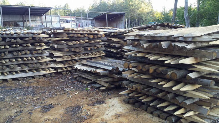 Softwood and Railway Sleepers
